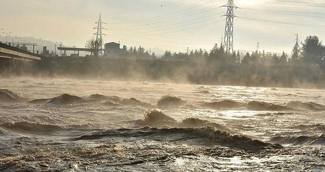 Su seviyesi yükseliyor!Kriz masası oluşturuldu