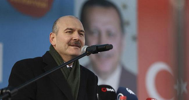 İçişleri Bakanı Soylu: 'Uyuşturucuyu da bu ülkeden silmezsek namerdiz'