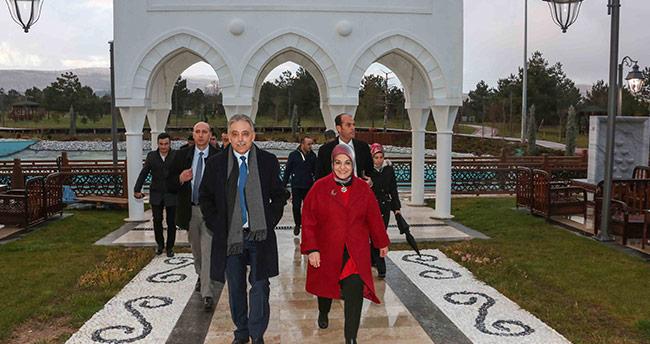 Konya'nın ilk millet bahçesini Cumhurbaşkanı Erdoğan açacak
