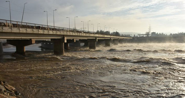 Bakan'dan Dicle Barajı açıklaması: Taşkın riski…