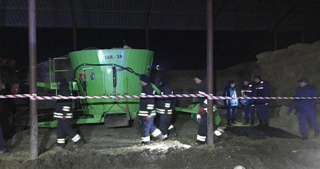 Konya'da traktörün şaftına sıkışan iki kardeş hayatını kaybetti