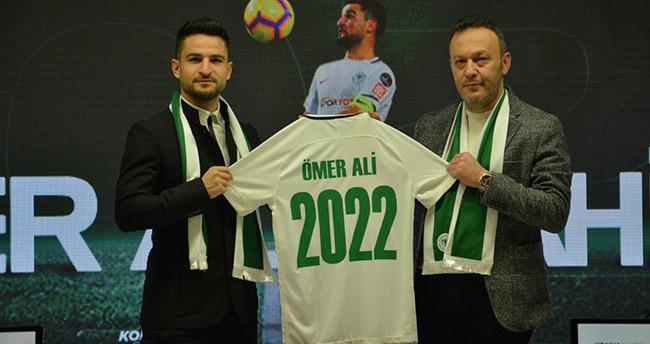 Konyaspor, Ömer Ali Şahiner ile sözleşme yeniledi