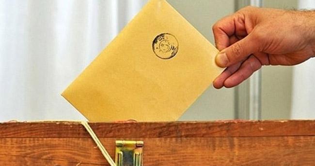 Oy verme saatlerine ilişkin kararı Resmi Gazete'de yayımlandı