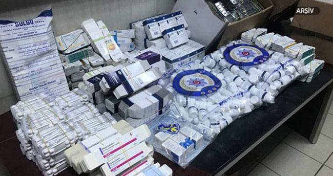 PKK için belediyede ilaç toplandığı belirlendi