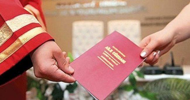 Evlenen gençlere 15 bin TL destek!