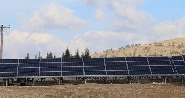Ereğli'de GES elektrik üretimine başladı