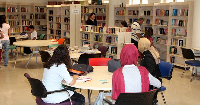 Selçuklu'ya 19 yeni kütüphane