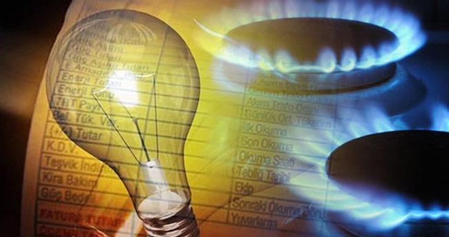 Yeni yılda doğalgaz ve elektriğe yüzde 10 indirim