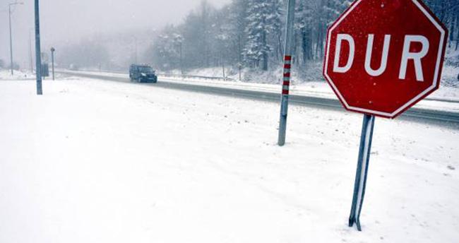 Ankara dahil 10 ilde eğitime kar engeli