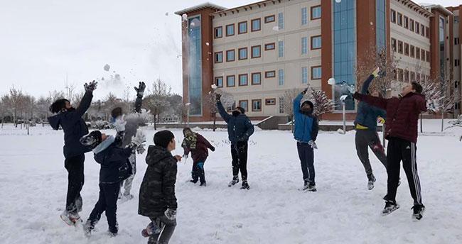 Konya'da okullar tatil mi? Tatil kaç gün sürecek?