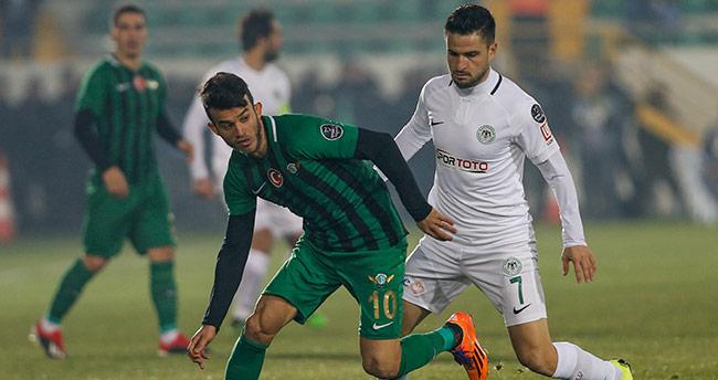 Konyaspor 2018 yılında direkten döndü