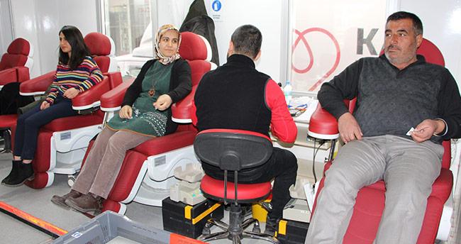 Karatay Belediyesi'nden kan bağışı kampanyasına tam destek