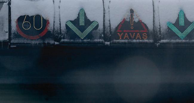 Konya'ya kar yeniden geliyor!