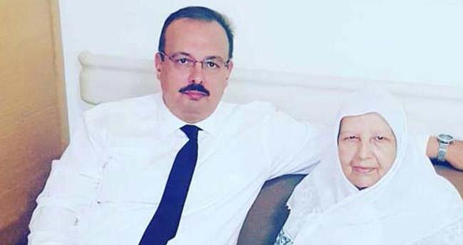 Eski Konya Valisi Yakup Canbolat'ın annesi vefat etti