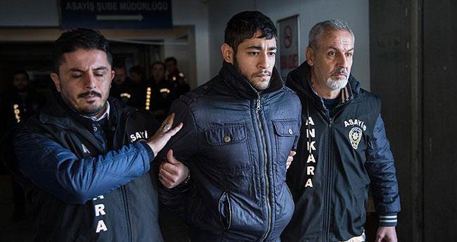Araştırma Görevlisi Damar'ın katil zanlısı adliyeye sevk edildi