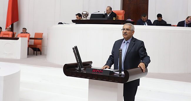 İYİ Parti'li Yokuş'tan obruklar için araştırma önergesi
