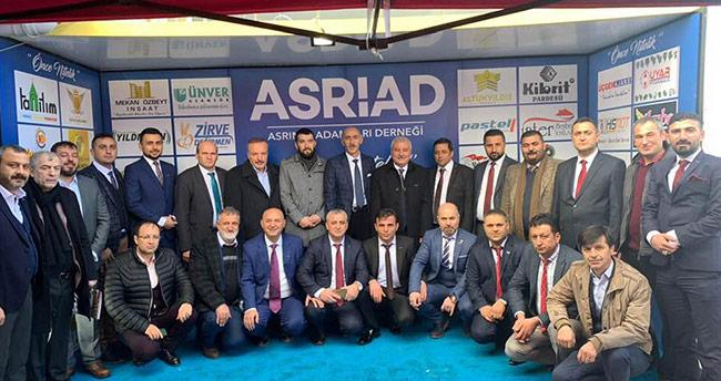 ASRİAD Konya Şubesi açıldı