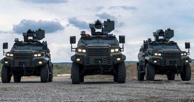 Konya'nın savunma ihracatı yüzde 30 arttı