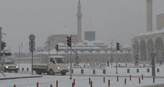 Konya'da kar tatili uzatıldı! – 9 Ocak Konya kar tatili