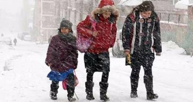 İşe Konya'da kar tatili uzatılan ilçeler – 9 Ocak Konya kar tatili