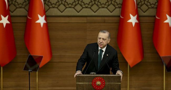 Erdoğan duyurdu: Biz de naylon poşet kullanmayacağız