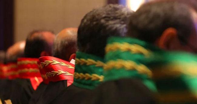 17 hakim ve savcı meslekten ihraç edildi