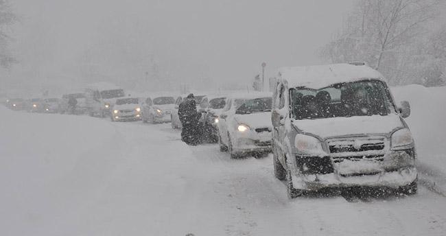 Konya'da bu yolu kullanacaklar dikkat! – 10 Ocak Konya yol durumu