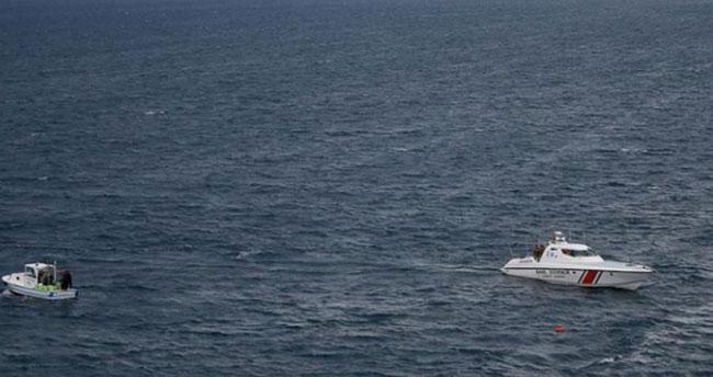 Sinop'ta balıkçı teknesi battı! Kurtarma çalışmaları devam ediyor