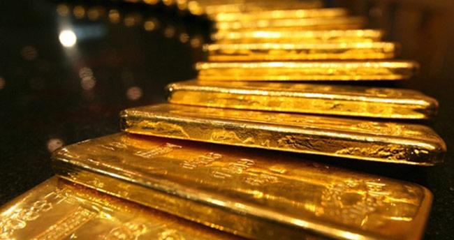 Türkiye'nin 840 ton altın rezervi var
