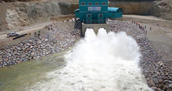 Konya'da muslukların yüzde 97'sinden Torosların memba suyu akıyor