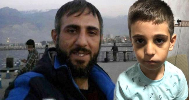 Oğlunu döverek öldüren cani babanın ifadesi ortaya çıktı
