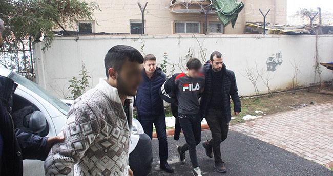 Konya'da 2 kişiyi silahla yaralayan 3 şüpheli serbest kaldı