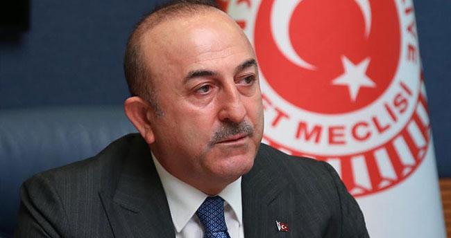 Bakan Çavuşoğlu: Suriyelilerin dönmesi, terörle mücadelede önemli