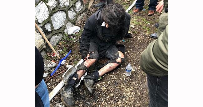 Bursa'da üniversite öğrencisini havaya ateş açarak kurtardılar