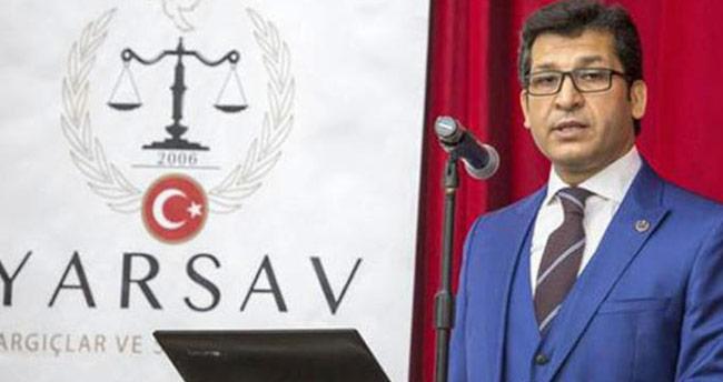 YARSAV'ın eski başkanının cezası belli oldu