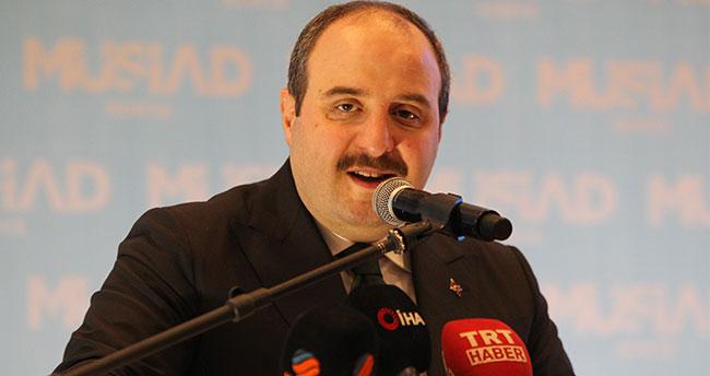 """Bakan Varank: """"Hükümet olarak sanayicimizin yanındayız"""""""