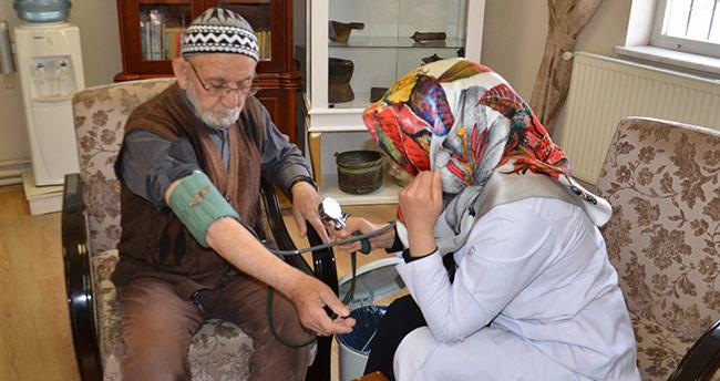 Karatay'da emekliler emin ellerde