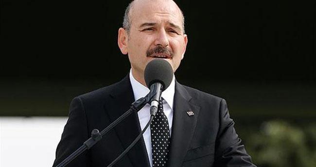 Bakan Soylu: Türkiye'nin en önemli devlet eylemlerinden birisini gerçekleştireceğiz