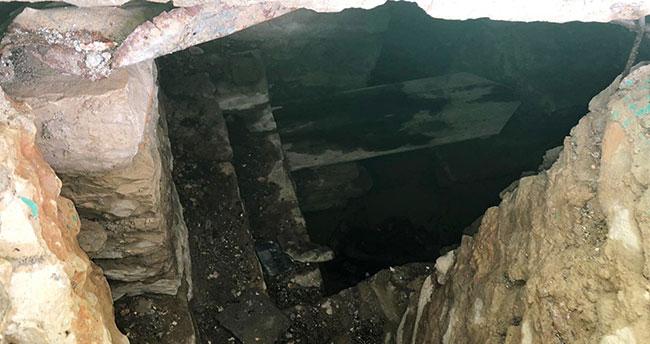 PKK'lı teröristler kirli emellerine camiyi alet etti