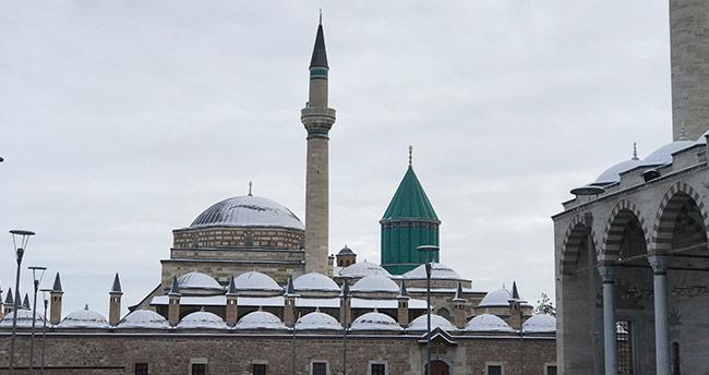 Meteoroloji uyardı : Konya'ya kar yeniden geliyor