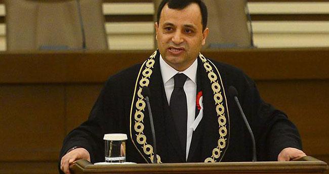 Zühtü Arslan yeniden Anayasa Mahkemesi Başkanı seçildi!