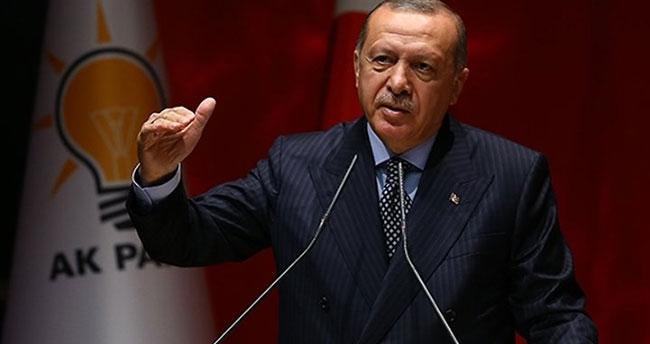 Erdoğan, AK Parti'nin manifestosunu açıkladı! İşte 11 maddelik seçim manifestosu