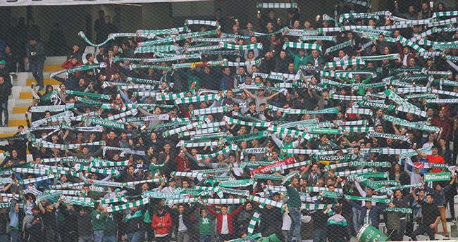 Bursaspor-Konyaspor maçının biletleri satışta
