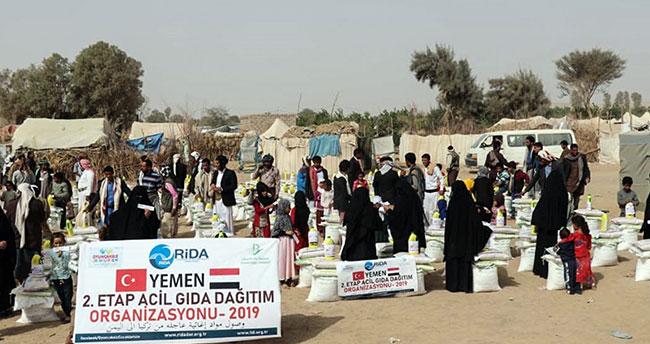 Konya'dan Yemen'e yardım eli