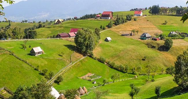 Köylerde yaşayanların sayısındaki artış dikkat çekti