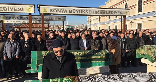 Konya'da zincirleme kazada yaralanan şahıs hayatını kaybetti