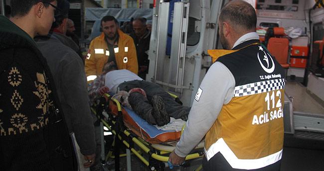 Konya'da pazar yerinde bıçaklı kavga: 3 yaralı
