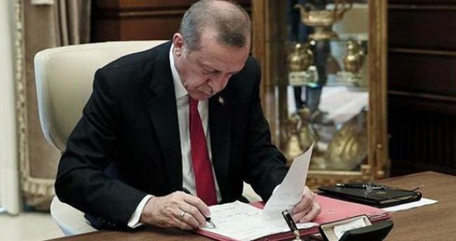 Cumhurbaşkanı Erdoğan imzaladı! 768 kadro…