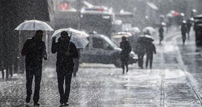 Meteoroloji sağanak yağışlara karşı uyardı! 6 Şubat 2019 yurtta hava durumu