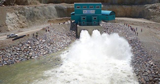 Toroslar'ın memba suyu evlerden akıyor